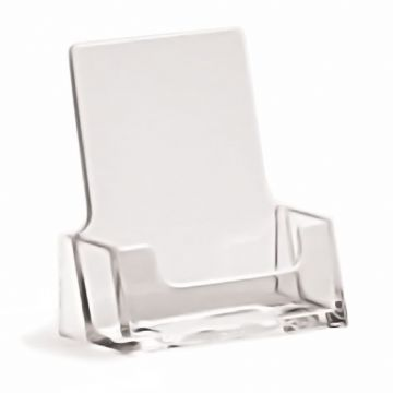 VBC56 | 1 Pocket Portrait Business Card Holder
